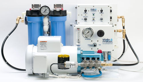 yacht watermaker / reverse osmosis