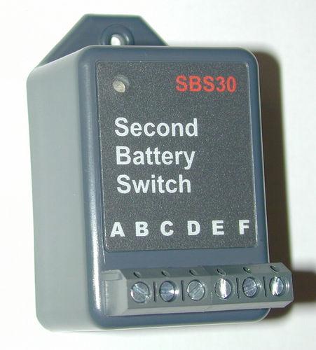 automatic battery switch - Cruzpro
