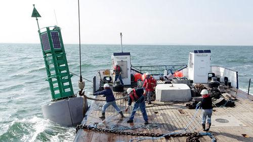 marine radar transponder