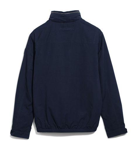 navigation jacket / men's / waterproof / hooded