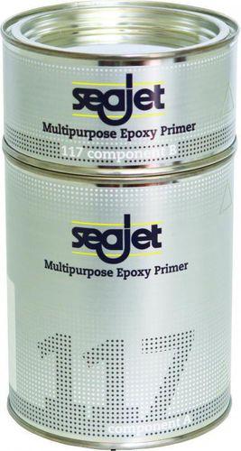 boat primer / for steel / for propellers / fiberglass