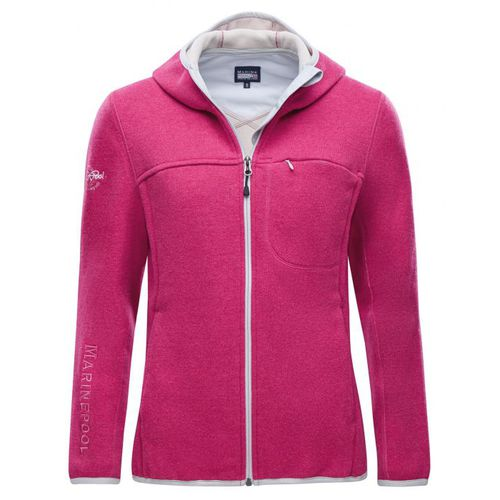 navigation jacket / women's / water-repellent / breathable