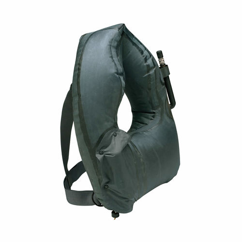 self-inflating life jacket / 85 N / professional