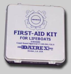 life raft first aid kit
