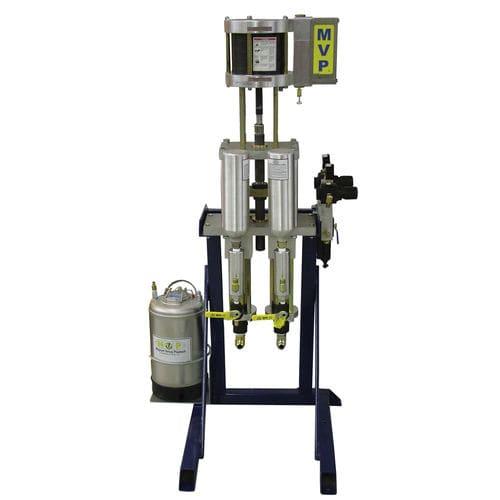 silicone dispensing machine