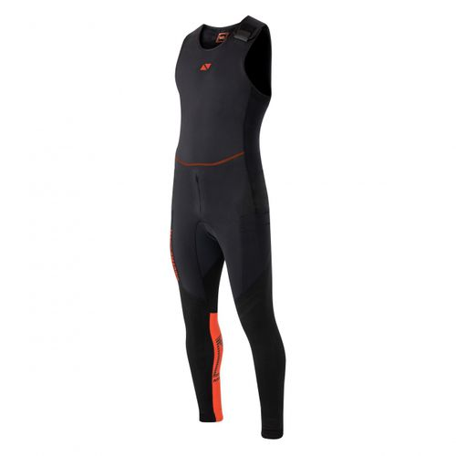 watersports wetsuit / sleeveless / full / 2 mm