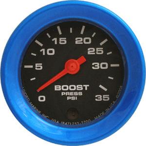 boat indicator / oil pressure / analog