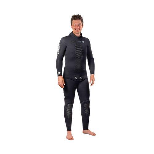 long-sleeve neoprene top / sleeveless / with hood / thermal