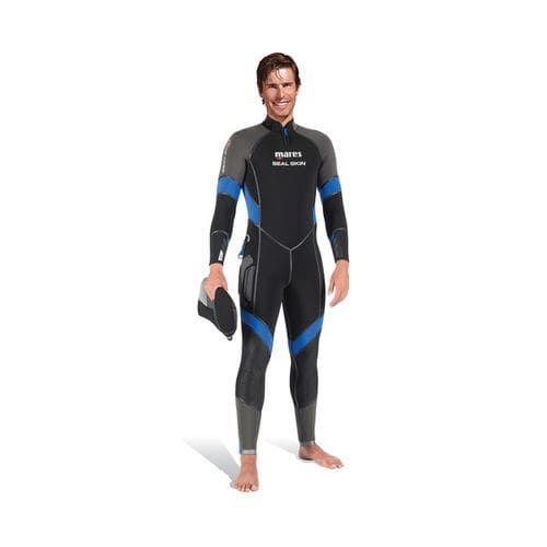 dive wetsuit / sleeveless / short-sleeved / with hood