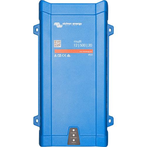 DC inverter-charger