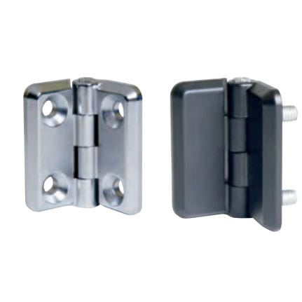 boat hinge / universal / for doors / stainless steel