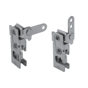 boat latch / push-to-close / for doors