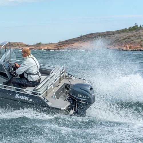outboard engine / boating / gasoline / direct fuel injection