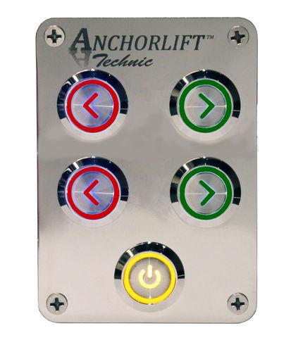 boat control panel / thruster