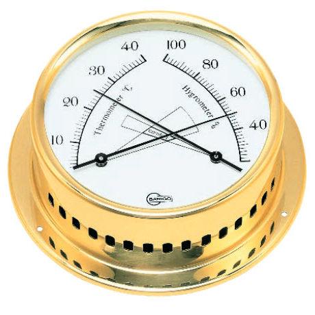 marine thermometer / ships / analog / hygrometer
