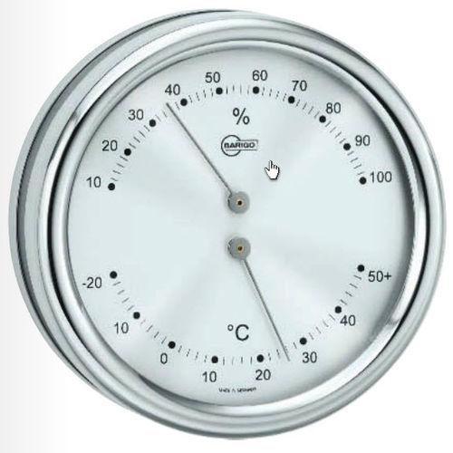 ships thermometer / analog / hygrometer