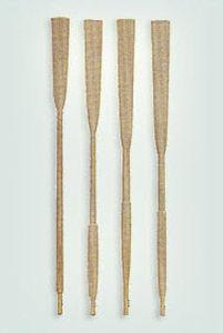tender oar / wooden