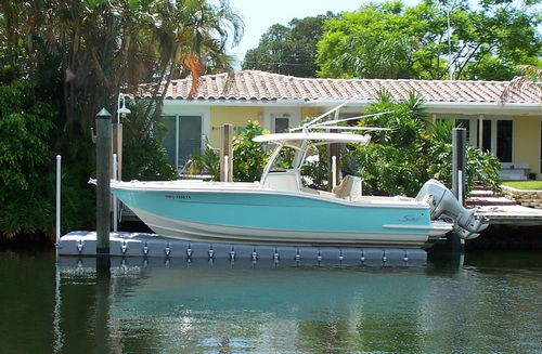 modular dock / floating / drive-on / for marinas