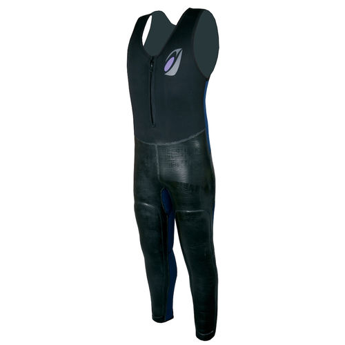 canoe/kayak wetsuit / one-piece / short-sleeve / 7 mm
