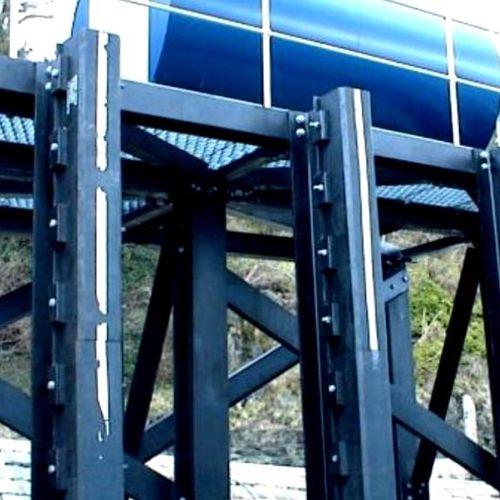 harbor fender / pier / ledge / composite