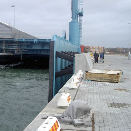harbor fender / pier / modular