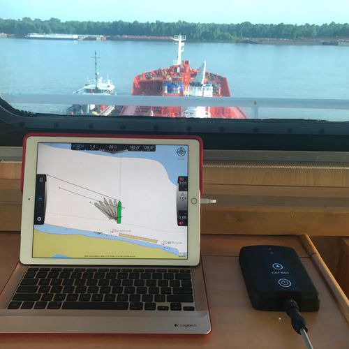 ship navigation system / DGPS / computerized / all-in-one