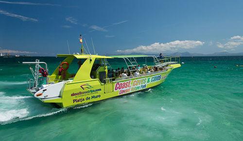 passenger boat / inboard IPS-drive