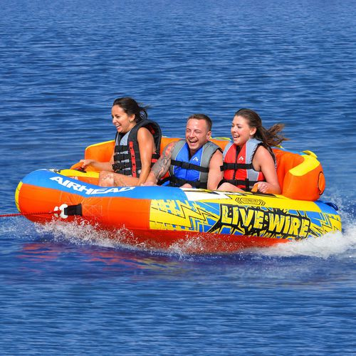 3-person towable buoy