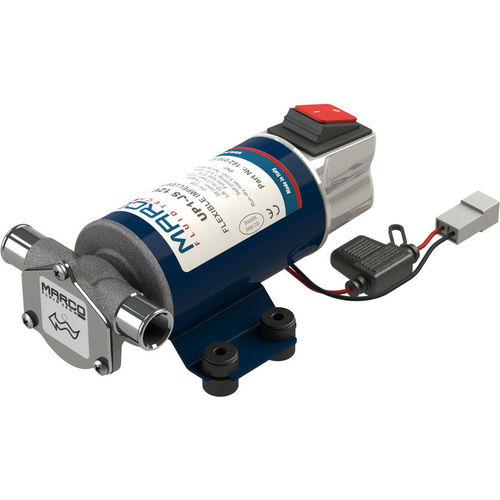 boat pump / bilge / for wastewater / electric