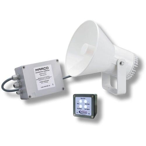 digital horn / for boats <20 m