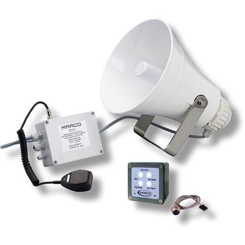 digital horn / for ships 20-75 m