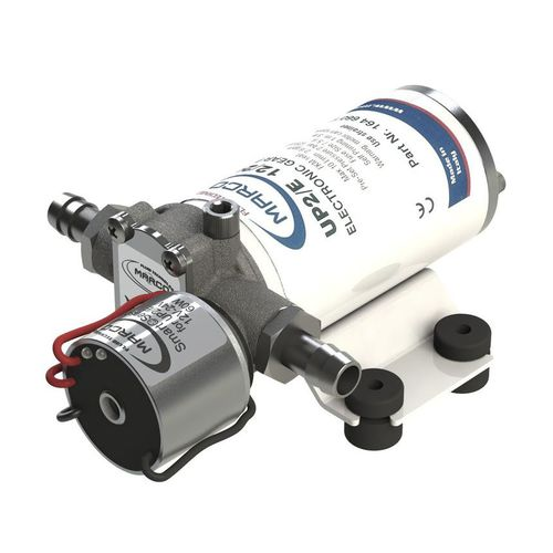 boat pump / water pressure system / shower / sewage