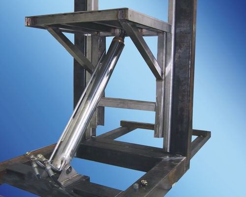 boat ladder / for yachts / lateral / boarding