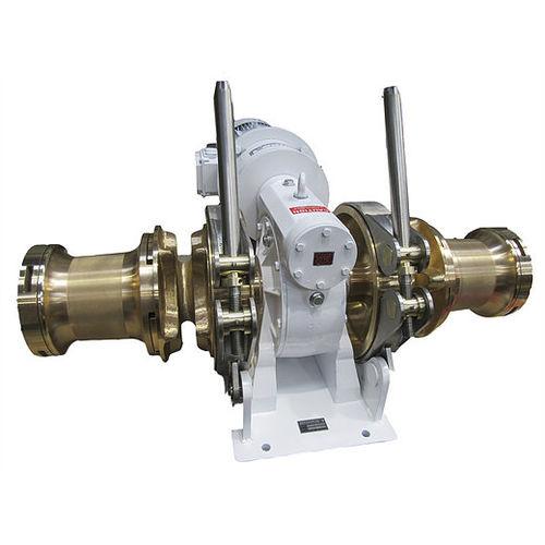 ship winch / anchor / storage / hydraulic drive