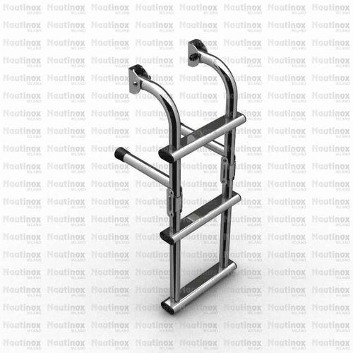 boat ladder / fixed / folding / boarding