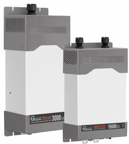 voltage converter / DC / AC / for ships