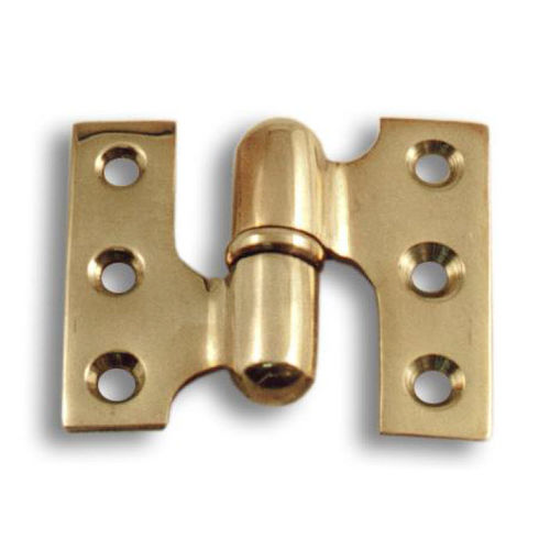 boat hinge / universal / for doors / brass