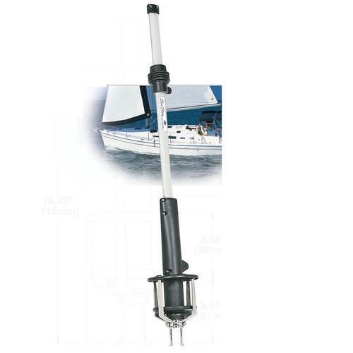sailboat furler / headsail / 3 mm / 4 mm