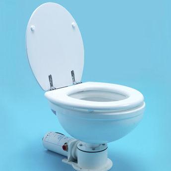 marine toilet-bidet / electric / standard