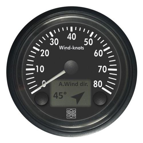 boat indicator / anemometer / analog