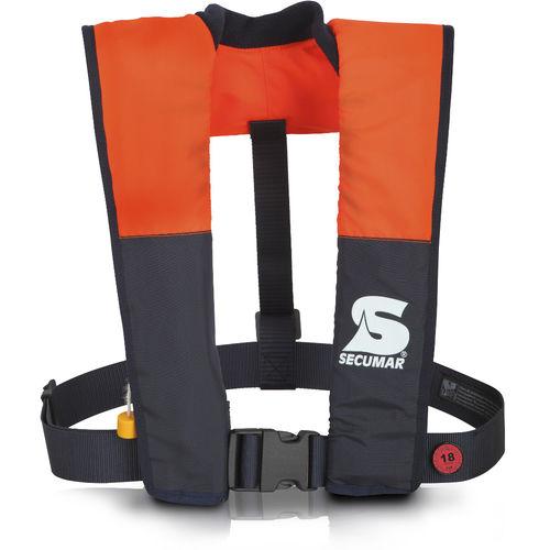 self-inflating life jacket / 100 N
