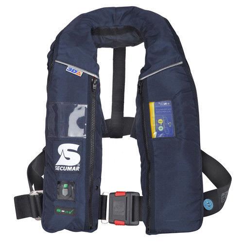 self-inflating life jacket