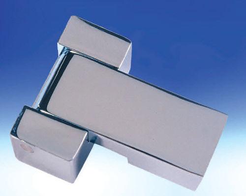 boat hinge / universal / deck hatch / chrome-plated brass