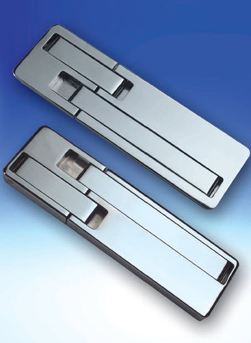 boat hinge / articulated / chrome-plated brass