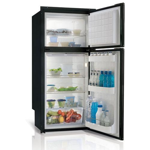 boat refrigerator-freezer / built-in / top-loading