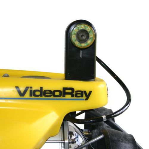 ROV/AUV video camera / underwater / color / compact