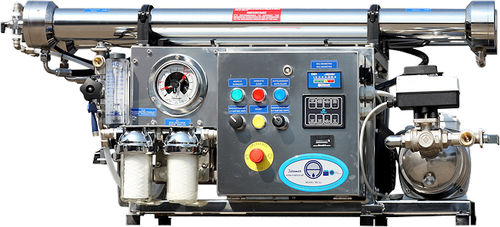 boat watermaker / reverse osmosis / compact
