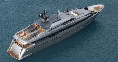 sport luxury super-yacht