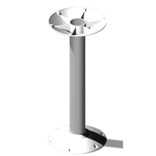 stainless steel boat table pedestal