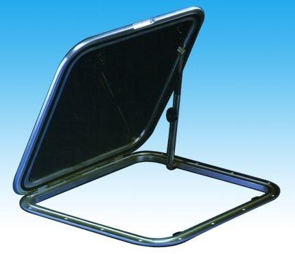 boat deck hatch / square / rectangular / opening